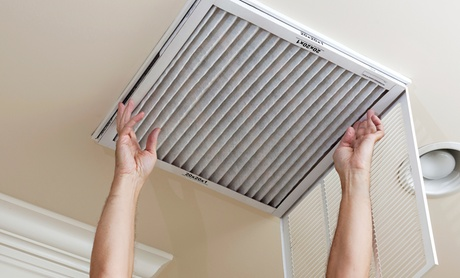 $32 for $59 Worth of HVAC Services ACentral A/C and appliance repair photo