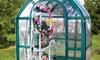 FlowerHouse 5' and 6' Pop-Up Greenhouses: FlowerHouse 5' and 6' Pop-Up Greenhouses