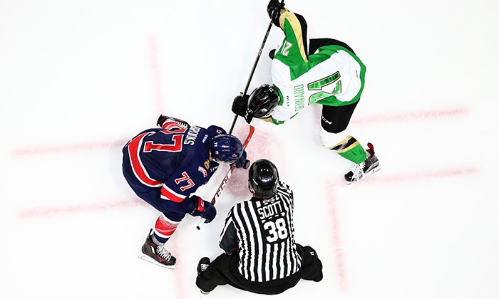 Regina Pats vs. Edmonton Oil Kings - Brandt Centre: Regina Pats Hockey Game on February 21