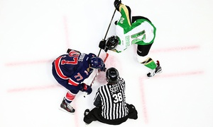 Regina Pats vs. Edmonton Oil Kings: Regina Pats Hockey Game on February 21
