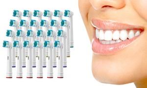 Têtes de brosse à dents