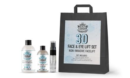 Kit Face Lifting 3D di Cougar Beauty