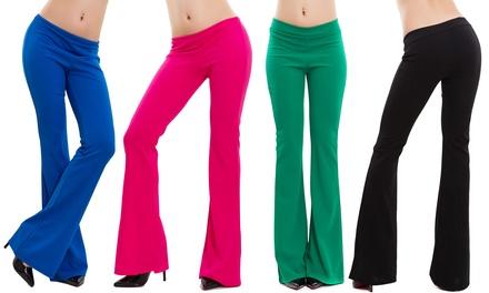 Pantaloni da donna elasticizzati