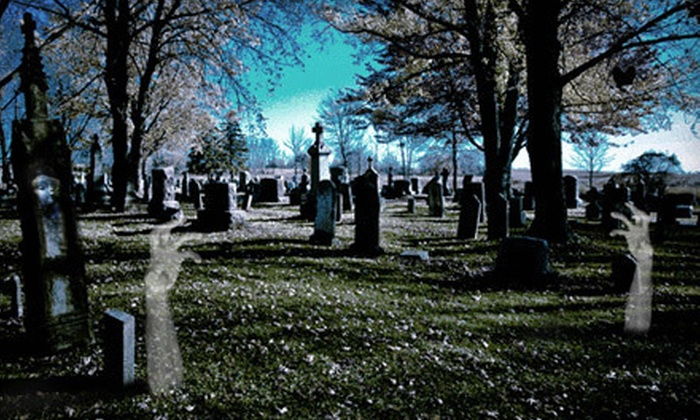 Ghost Party - Tampa: $35 for a Ghost-Investigation Tour for Two from Ghost Party ($70 Value)