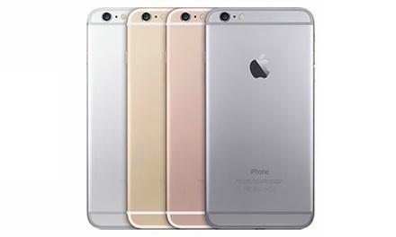 iPhone 6S 16 ou 64 Go reconditionné, coloris au choix, dès 509€, livraison gratuite