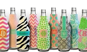 Custom Bottle Huggers from Paper Concierge