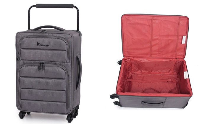 It Luggage World S Lightest Cabin