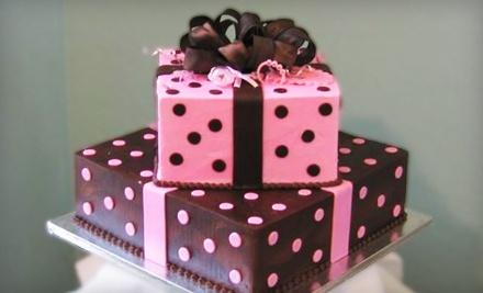 $30 Toward Custom Cakes - Oklahoma City Moments in