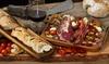 ⏰ Aperitivo con vino e buffet