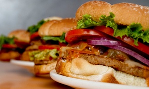 Saturn Cafe: $29 for Two $20 Groupons: Each Good for $20 Toward Vegetarian Cuisine atSaturn Cafe ($40 value)