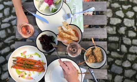 Déjeuner à partager avec 7 plats au choix chez De Serre à Anvers (dès 2 pers.)
