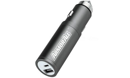 Armor All Car Charger Battery Bank