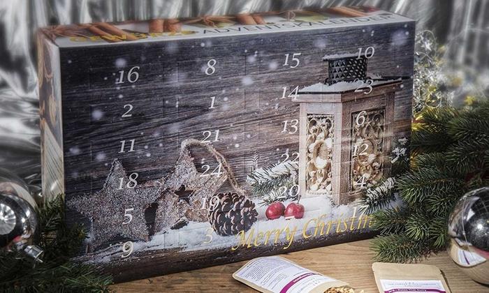 Gewürz Weihnachtskalender.Bis Zu 29 Rabatt Gewürze Adventskalender Groupon