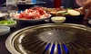 Up to 55% Off at Palace Korean Bar & Grill