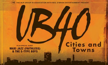 image for UB40 Cities & Towns Tour, 4–22 December at 14 Locations