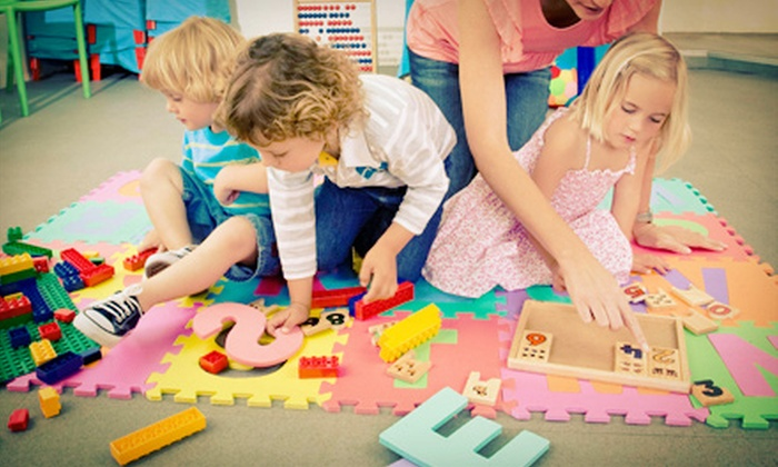 Growing Days Childcare and Learning Center - Miami Lakes Industrial Park: $55 for $100 Worth of Childcare Services at Growing Days Childcare and Learning Center