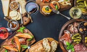 Visconti Bruschetteria Bar: Menu con giro bruschette in formula illimitata e calice di vino al Visconti Bruschetteria Bar (sconto fino a 51%)