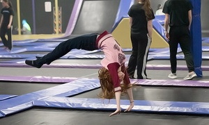 Z Factor: Two or Four Jump Passes at Z Factor (Up to 50% Off)