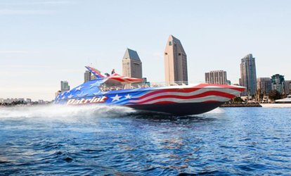 Up to 48% Off Jet Boat Ride at Flagship Cruises & Events