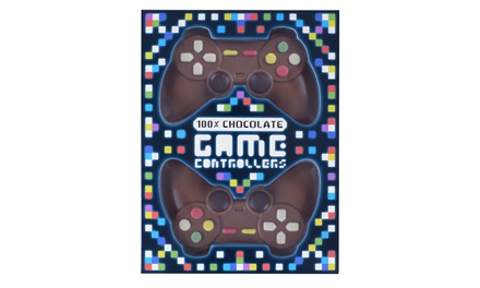 Two or Four Milk Chocolate Game Controllers from £8.99