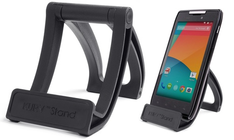 KurvStand Phone and Tablet Stand One, Two-, or Three-Pack