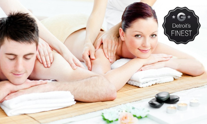 Franklin Spa - Multiple Locations: Pedicure or a Spa Package for One or Two at Franklin Spa (Up to 55% Off). Five Options Available.
