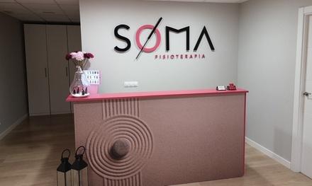 1 o 3 sesiones de fisioterapia avanzada para 1 persona en Jordina by Soma Fisioterapia (hasta 66% de descuento)