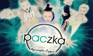 Paczka – Centrum Artystyczne: Zajęcia taneczne, gimnastyczne, teatralne: 4 wejścia za 49,99 zł i więcej opcji w Centrum Artystycznym Paczka (do -53%)