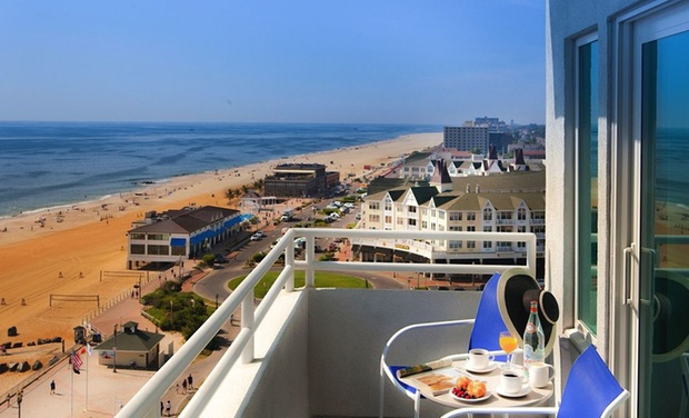 Oceanfront 4 Star Hotel With Spa On Jersey S
