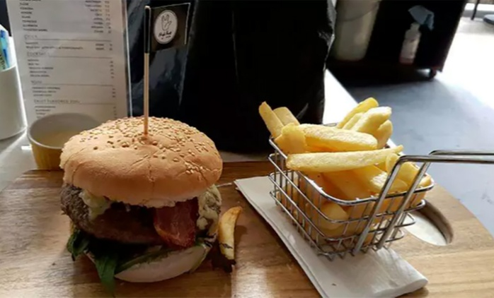 $15 for $30, or $25 for $50 to Spend on Food and Drinks at High Five Cafe Bar