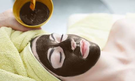One or Three Charcoal Black Mask Facials at Aesthetics by Kate (Up to 66% Off)