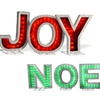 Outdoor Christmas LED-Lighted Sign