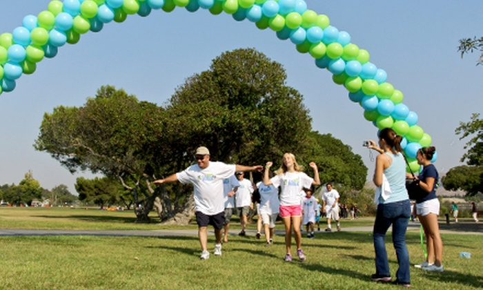 California Transplant Donor Network - Great America: $22 for Entry in Donate Life Walk/Run 5K on Saturday, September 21, from California Transplant Donor Network ($45 Value)