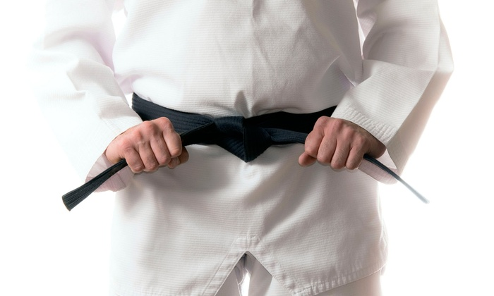 iXL Martial Arts - Leawood: 10 or 16 Martial Arts Classes Plus a Personalized Fitness Challenge at iXL Martial Arts (93% Off)