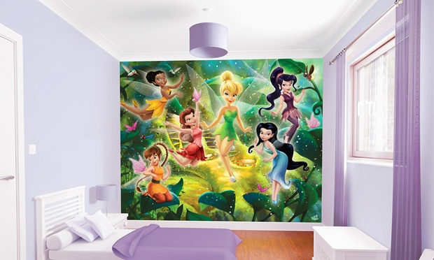 Chilren 39 s character wall murals groupon goods for Bob the builder wall mural