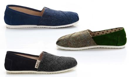 Men's Wrap Slip-On Shoes