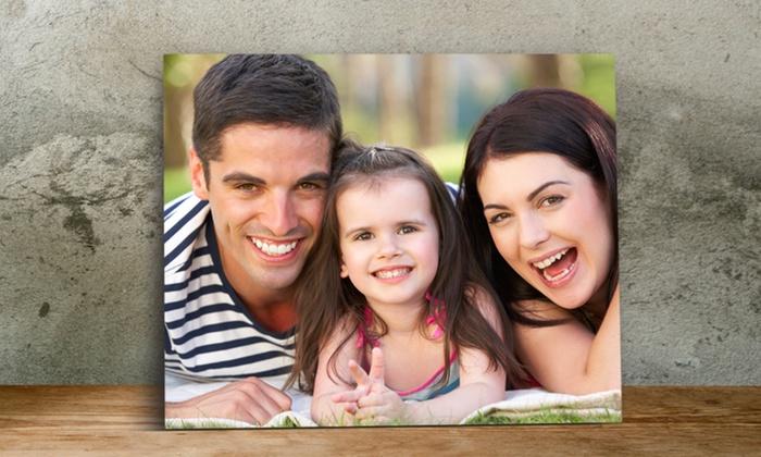 """ImageCom.com: 8""""x10"""", 11""""x14"""", 16""""x20"""", or 20""""x24"""" Photo-on-Metal Prints from ImageCom.com (Up to 90% Off)"""