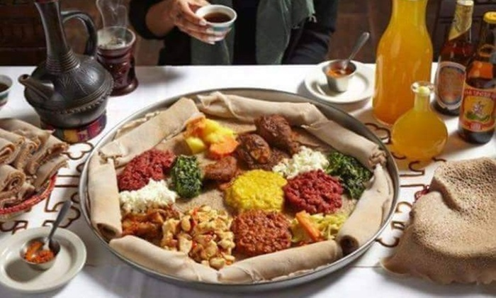 Ethiopian Cuisine And Drinks Lalibela Restaurant Livingsocial