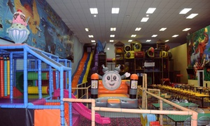Tik Tocs Playland & Cafe: From $129 for a Party Package with a Three-Course Meal for 10 Kids at Tik Tocs Playland & Cafe (From $199 Value)