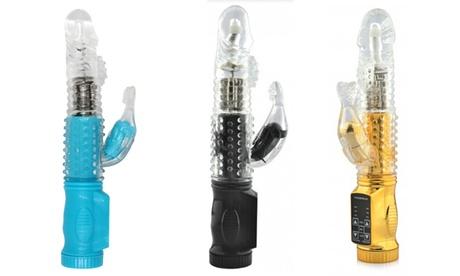 Personal Pleasures Rabbit Vibrator f77d1bc2-3ccd-4486-a784-7d4c299b9eb2