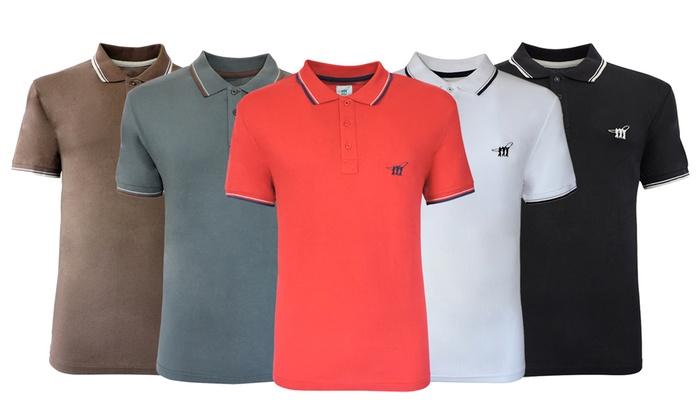 free shipping 546a2 cb352 Fino a 74% su Polo Henry Cotton's | Groupon