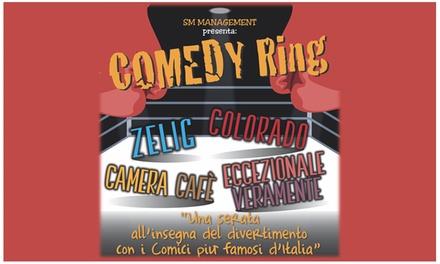 Comedy Ring a Varese e Brescia