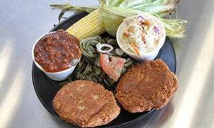40% Off Barbecue at Lucretia's Kitchen  at Lucretia's Kitchen, plus 6.0% Cash Back from Ebates.