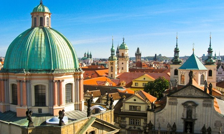 Prague: Up to 3 Nights for Two with Breakfast and Option for Welcome Drink or Boat Trip at 4* Hotel Don Giovanni Prague
