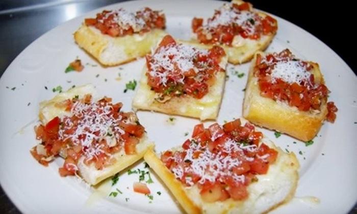 Michael's Italian Restaurant - Milwaukee: $15 for $30 Worth of Fine Italian Fare and Drinks at Michael's Italian Restaurant in Waukesha