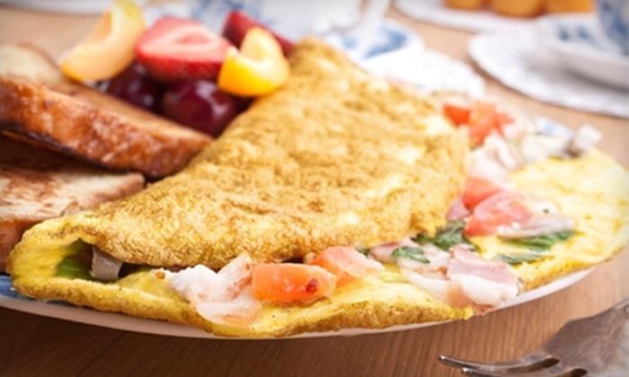 The Gilbert House Restaurant - GIlbert: $8 for $16 Worth of Breakfast or Lunch Fare at The Gilbert House Restaurant in Gilbert