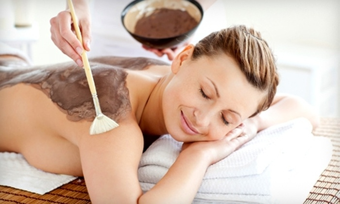 Amache Day Spa and Wellness Center - Ocala: $49 for a Body Wrap (Up to $100 Value) or $25 for a Body Exfoliation ($50 Value) at Amache Day Spa and Wellness Center