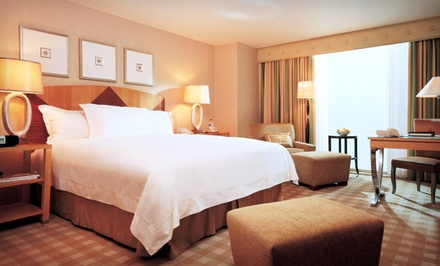1-Night Stay for Two in a Classic King Room Valid Sun.Thurs.  - Borgata Hotel Casino & Spa in Atlantic City