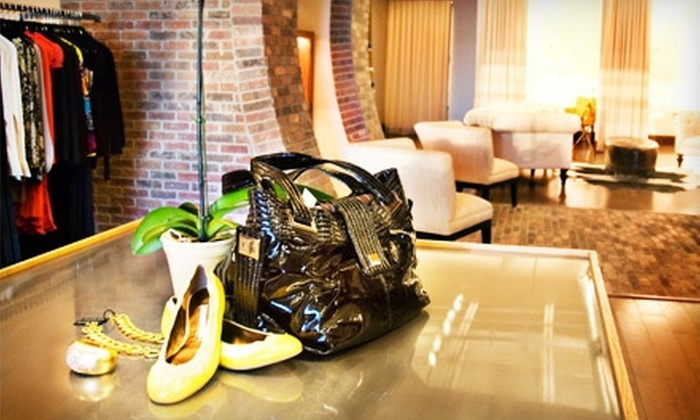A.Line Boutique - Greenwood Village: $59 for $150 Worth of Designer Apparel and Accessories at A.Line Boutique in Greenwood Village
