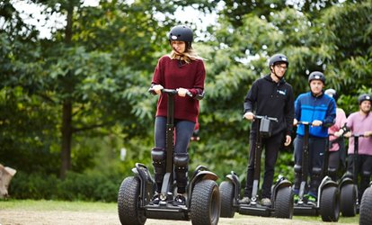image for 30- or 60-Minute Segway Experience for One or Two with Segway Events, 14 Locations (Up to 54% Off)